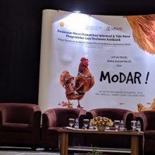 Talk Show Pengendalian Laju Resistensi Antibiotik di Bogor